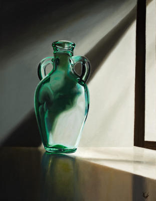 The Green Bottle