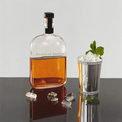 The Mint Julep (Official drint of the Kentucky Derby)