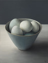Bowl of Duck Eggs